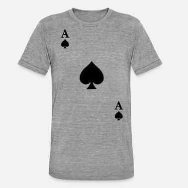 Ace Of Spades Ace of Spades - Unisex triblend T-shirt