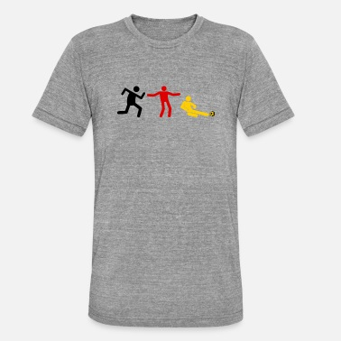 Germany Soccer Germany Germany - Unisex Tri-Blend T-Shirt