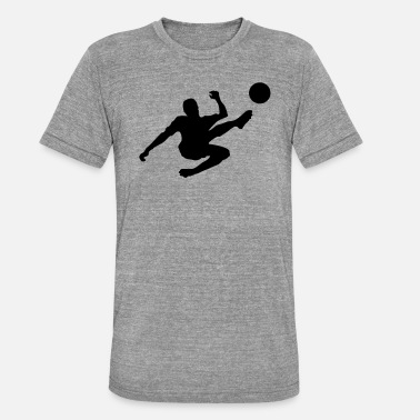 Kick Kicker - Unisex triblend T-shirt