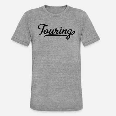 Touring 2541614 112658601 Touring - Camiseta Tri-Blend unisex de Bella + Canvas