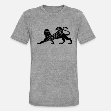 Mythical Creature mythical creatures - Unisex Tri-Blend T-Shirt