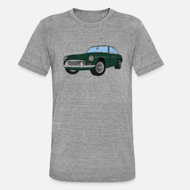 Spruce SPRUCE GREEN MGB - Unisex Tri-Blend T-Shirt by Bella & Canvas