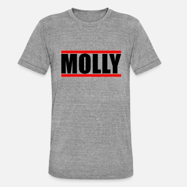 Molly Molly - Unisex triblend T-shirt