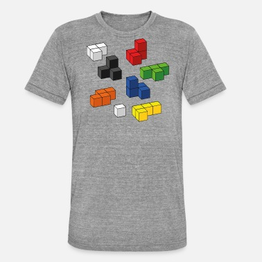 Retrogaming Retrogaming Gift Game Fun Game Gaming Comuter - Unisex Tri-Blend T-Shirt