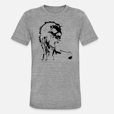Scream Scream - Unisex triblend t-paita