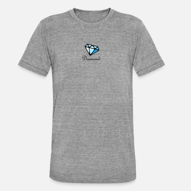 Diamond Supply Diamond - Unisex Tri-Blend T-Shirt