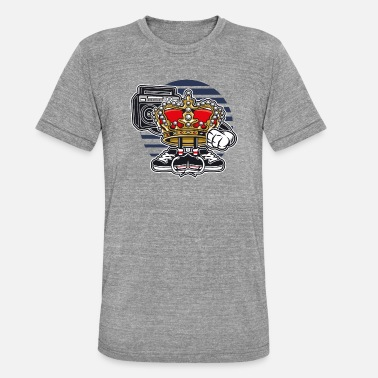 Street Kings Street King - Unisex Tri-Blend T-Shirt by Bella & Canvas