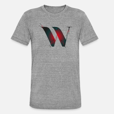 Clean W It Is W by liod - Unisex Tri-Blend T-Shirt