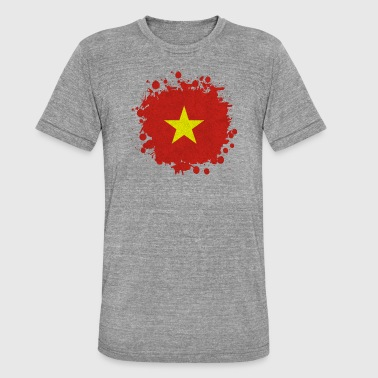 Southeast Asia Vietnam blob / gift Southeast Asia Asia - Unisex Tri-Blend T-Shirt by Bella & Canvas