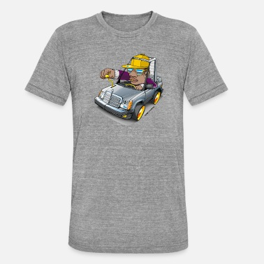 Joey Little Joey and his BBB - Unisex Tri-Blend T-Shirt