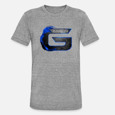 Spreadgaming Spreadgaming - Unisex T-Shirt meliert