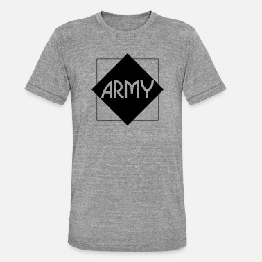 Army Reserve ARMY (b) - Unisex triblend t-paita