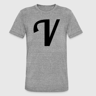 V�in� V - Unisex Tri-Blend T-Shirt by Bella & Canvas