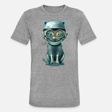 I'M STEEL CURIOUS - Unisex Tri-Blend T-Shirt