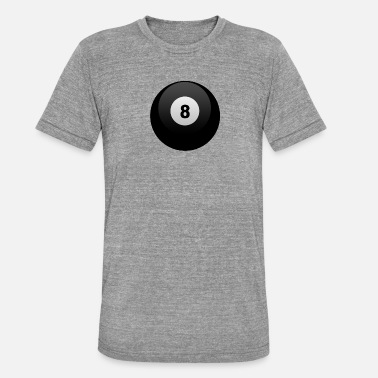 8ball 8Ball Pool - Unisex triblend T-shirt