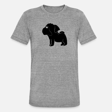 Ung Ungen - Unisex tri-blend T-shirt fra Bella + Canvas