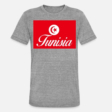 Sousse Tunisie - T-shirt chiné Bella + Canvas Unisexe