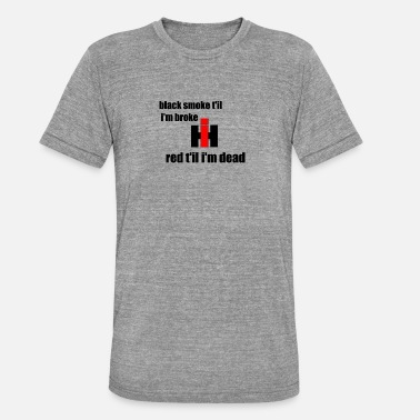 International international harvester - Unisex Tri-Blend T-Shirt