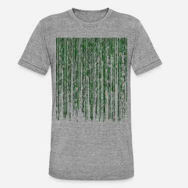C Code code - Unisex Tri-Blend T-Shirt by Bella & Canvas