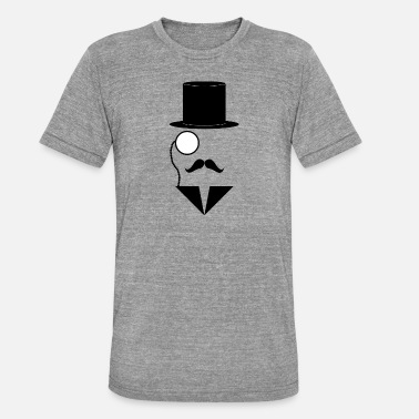 Sir Like a Sir - Unisex T-Shirt meliert