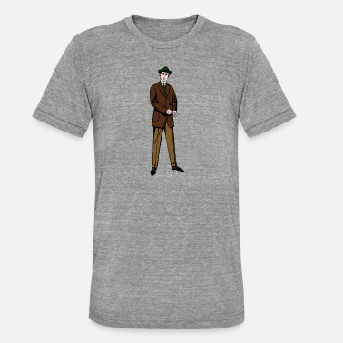 Suits suit - Unisex Tri-Blend T-Shirt