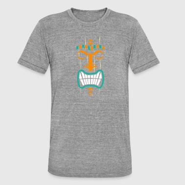 Tone Tiki Tones - Unisex Tri-Blend T-Shirt by Bella & Canvas