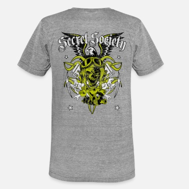 Secret Society Secret Society - Unisex Tri-Blend T-Shirt