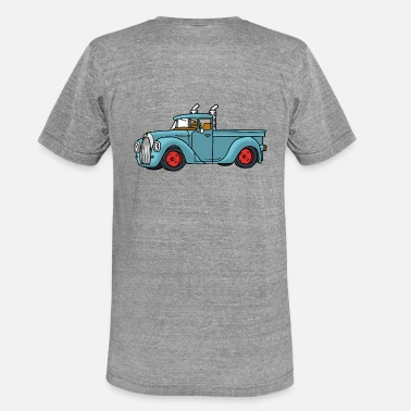 Pick Up - Unisex Tri-Blend T-Shirt