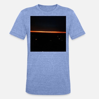Night Sky night sky - Unisex Tri-Blend T-Shirt by Bella & Canvas