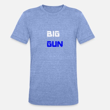 Big Guns BIG GUN WEAR - Unisex Tri-Blend T-Shirt by Bella & Canvas