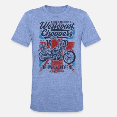 Choppers - Unisex Tri-Blend T-Shirt