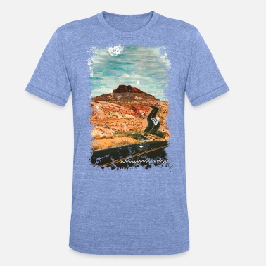 Outback Outback - Unisex Tri-Blend T-Shirt