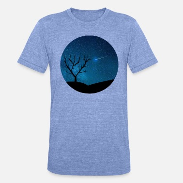 Stargazer Stargazing - Unisex Tri-Blend T-Shirt by Bella & Canvas