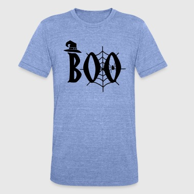 boe - Unisex tri-blend T-shirt van Bella + Canvas