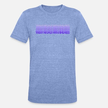 Niall Horan TREAT PEOPLE WITH KINDNESS - T-shirt chiné unisexe