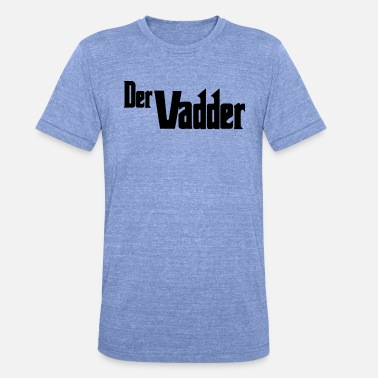 Vader Le vader - T-shirt chiné Bella + Canvas Unisexe