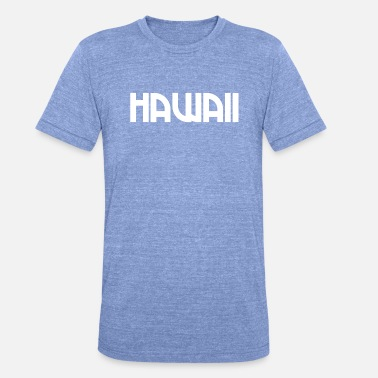 Honolulu Hawaii - Honolulu - US - State - United States - Unisex T-Shirt meliert