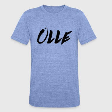Role ROLE - Unisex Tri-Blend T-Shirt by Bella & Canvas