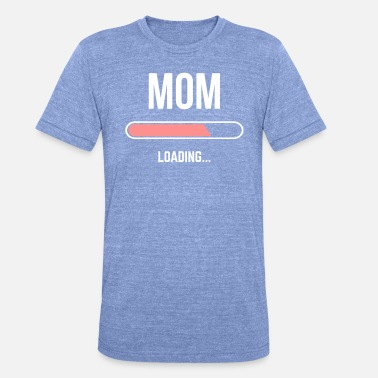 Loading Mom - Unisex T-Shirt meliert