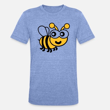 Toon Toon Bee - Unisex Tri-Blend T-Shirt