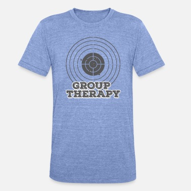 Group Police: Group Therapy - Unisex Tri-Blend T-Shirt
