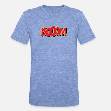 Provocation booom - Unisex Tri-Blend T-Shirt