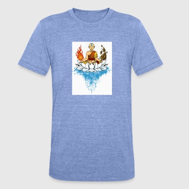 Enlightened Enlightenment - Unisex Tri-Blend T-Shirt by Bella & Canvas