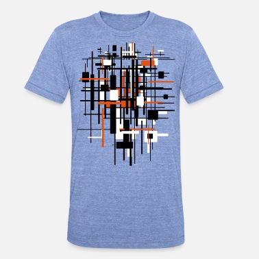 Building Site Building site - Unisex Tri-Blend T-Shirt by Bella & Canvas