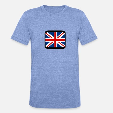 LONDON ENGLAND TSHIRT TEE GREAT BRITAIN GIFT UNION JACK MENS T SHIRT Black
