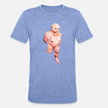 Anabolic Steroids BABY STEROID - Unisex Tri-Blend T-Shirt