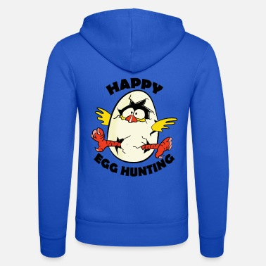 Hunting Happy Egg Hunting Easter - Unisex hupputakki