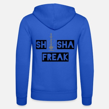 Freak Shisha freak - Unisex Bella + Canvas -hupputakki