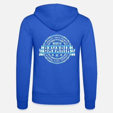 Bavaria Made in Bavaria / Bavaria - Unisex Zip Hoodie