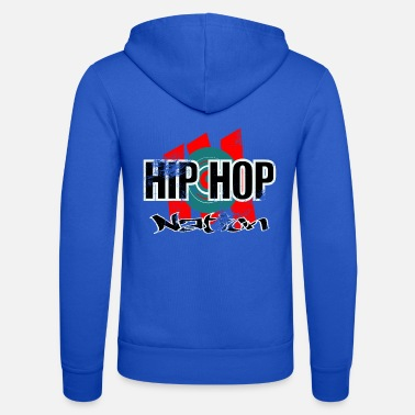 Hip HIP HOP Nation - Unisex Zip Hoodie